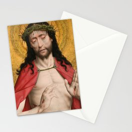 Dirk Bouts, Christ Crowned With Thorns, 1470 Stationery Cards