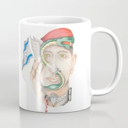 Israeli Paratrooper Coffee Mug