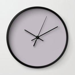 lilac marble Wall Clock