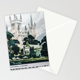 Advertisement Peterborough Stationery Cards