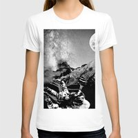 astronaut T-shirts featuring Astronaut  by Saundra Myles