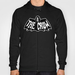 The Crow logo Hoody