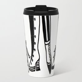 Shoe Fetish Travel Mug