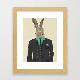 mr o hare Framed Art Print