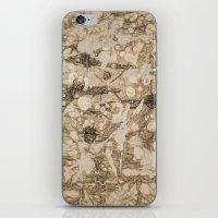 da vinci iPhone & iPod Skins featuring da Vinci Angels by Bruce Stanfield