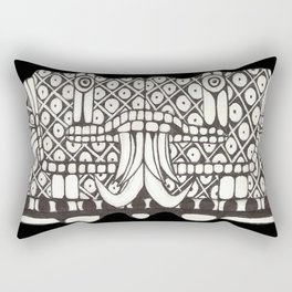Snakes Rectangular Pillow