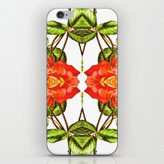 Flora.. iPhone & iPod Skin