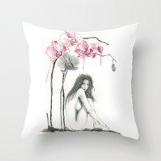 Zodiac - Virgo Throw Pillow