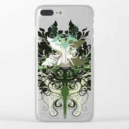 GreenMan Clear iPhone Case