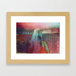 Isobel Framed Art Print