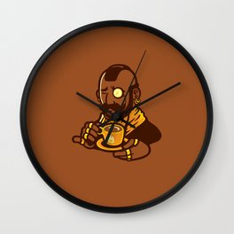 Gentleman T Wall Clock
