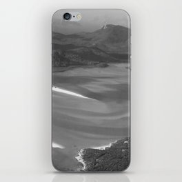 WHITEHAVEN B&W iPhone Skin