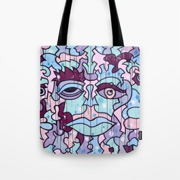 Surrounded By Women Tote Bag
