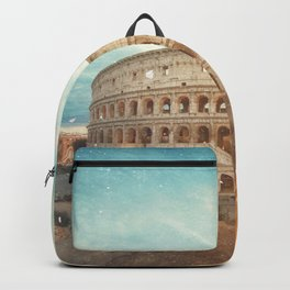 The Colosseum Backpack