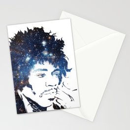 Hendrix Star Dust Stationery Cards