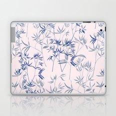 exotic blue Laptop & iPad Skin