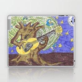 The Tree of Blues Laptop & iPad Skin