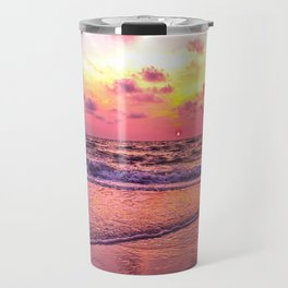 A View For the Soul Sunset Travel Mug