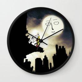 The Hero Signaled Wall Clock