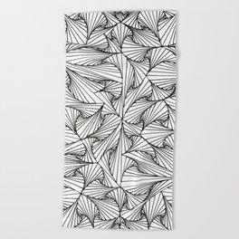 Tangles Beach Towel