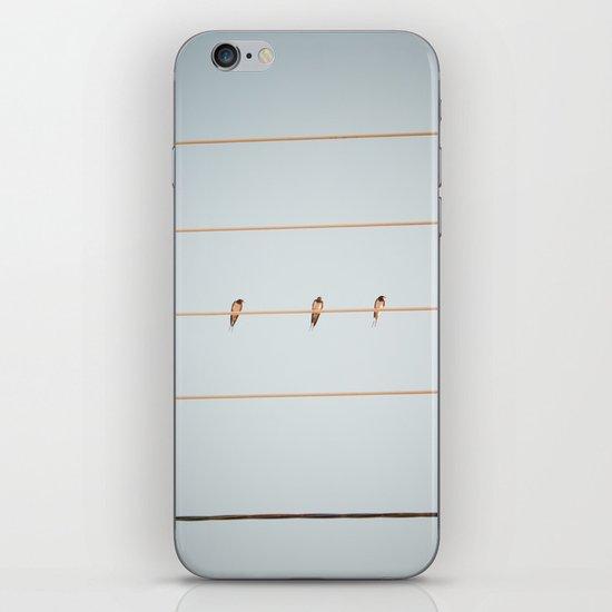 The Three iPhone & iPod Skin
