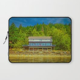 Squilax Cabin Laptop Sleeve