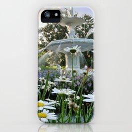 Forsyth Daisies iPhone Case