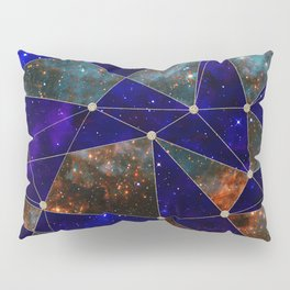 Stars Connections Pillow Sham