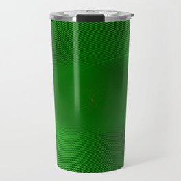 Not easy being Green Travel Mug