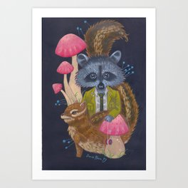 happiest Art Print