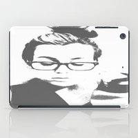 lorde iPad Cases featuring White Teeth Teen by Paxton Keating