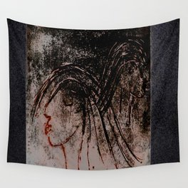 Twin Chics Wall Tapestry