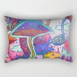 World of Dreams Rectangular Pillow