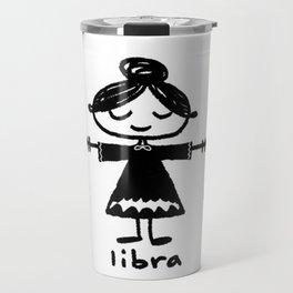 the tao of libra Travel Mug