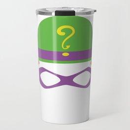 Riddler Travel Mug