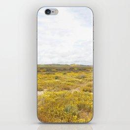 Mega Bloom Central California, Carrizo Plain National Monument 2 iPhone Skin