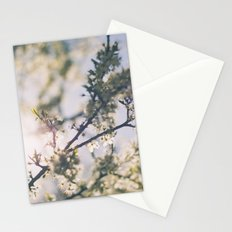 Blooming Blossom, Bring Me Spring! Stationery Cards
