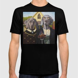 American Dogs T-shirt