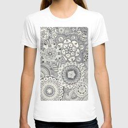 Full Doodle T-shirt