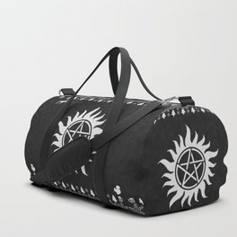 Supernatural Holiday Sweater Duffle Bag
