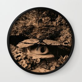 Back in Time (Japan) Wall Clock