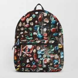 Seattle Gum Wall Backpack