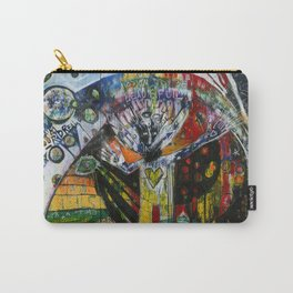 Permission to be Beautiful Carry-All Pouch