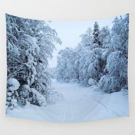 Winter Came Wall Tapestry