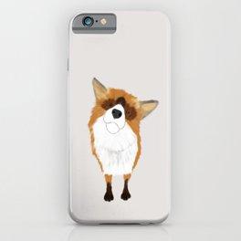 Adorable Fox iPhone Case