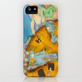 Torrid Yellow House / Casa Amarela Tórrida iPhone Case