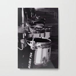 Drumline Metal Print