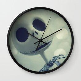 Mr. Jack (Nightmare Before Christmas) Wall Clock