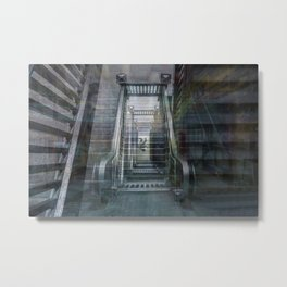 The Jumper Metal Print