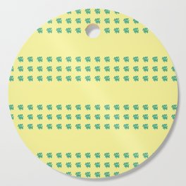 yellowgreen Cutting Board